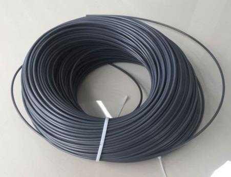 Пруток/проволока для сварки PE-100 чёрный 4мм