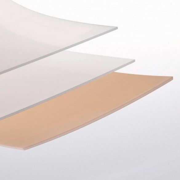 Лист SIMOLIFE PETG, 400 х 400мм, прозрачный
