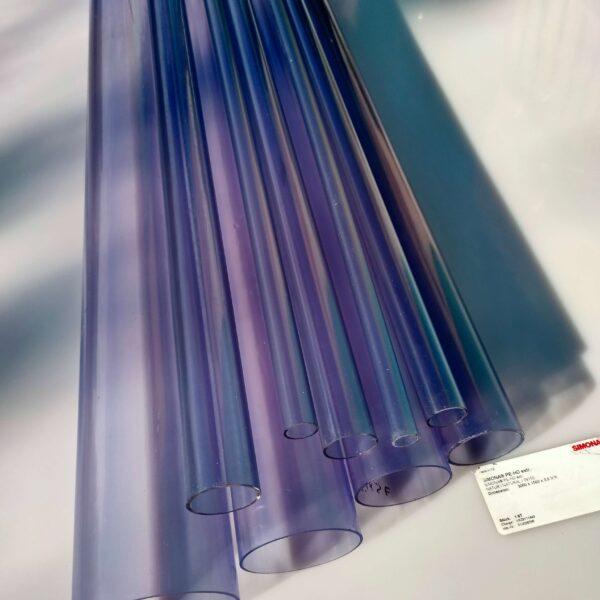 Труба ПВХ прозрачная (PVC-GLAS) D40 мм. PN10-16