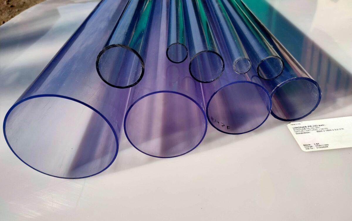 Труба ПВХ прозрачная PVC-GLAS D16мм. PN16