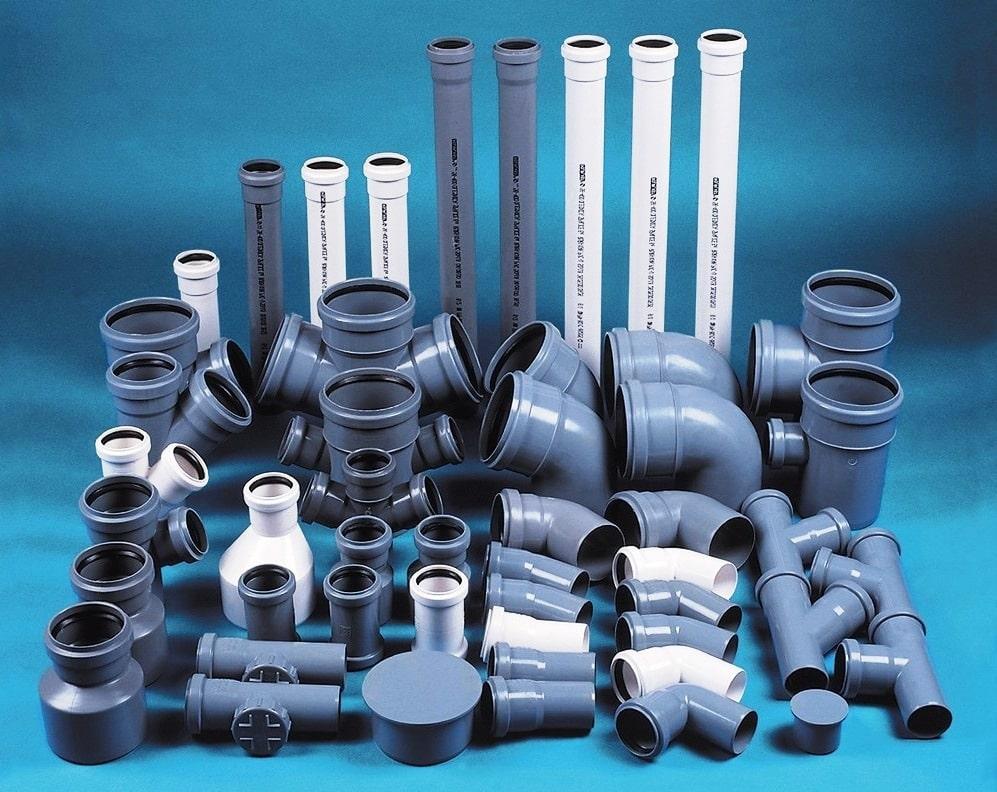 Пластиковые трубы (виды, размеры, предназначения)